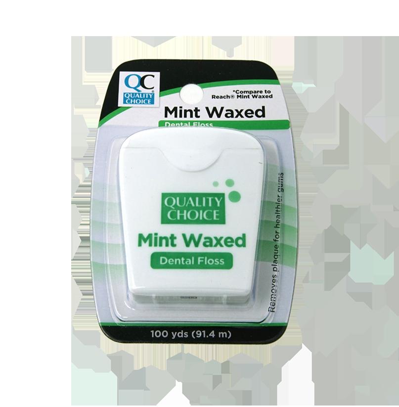 Hilo Dental Mint Waxed
