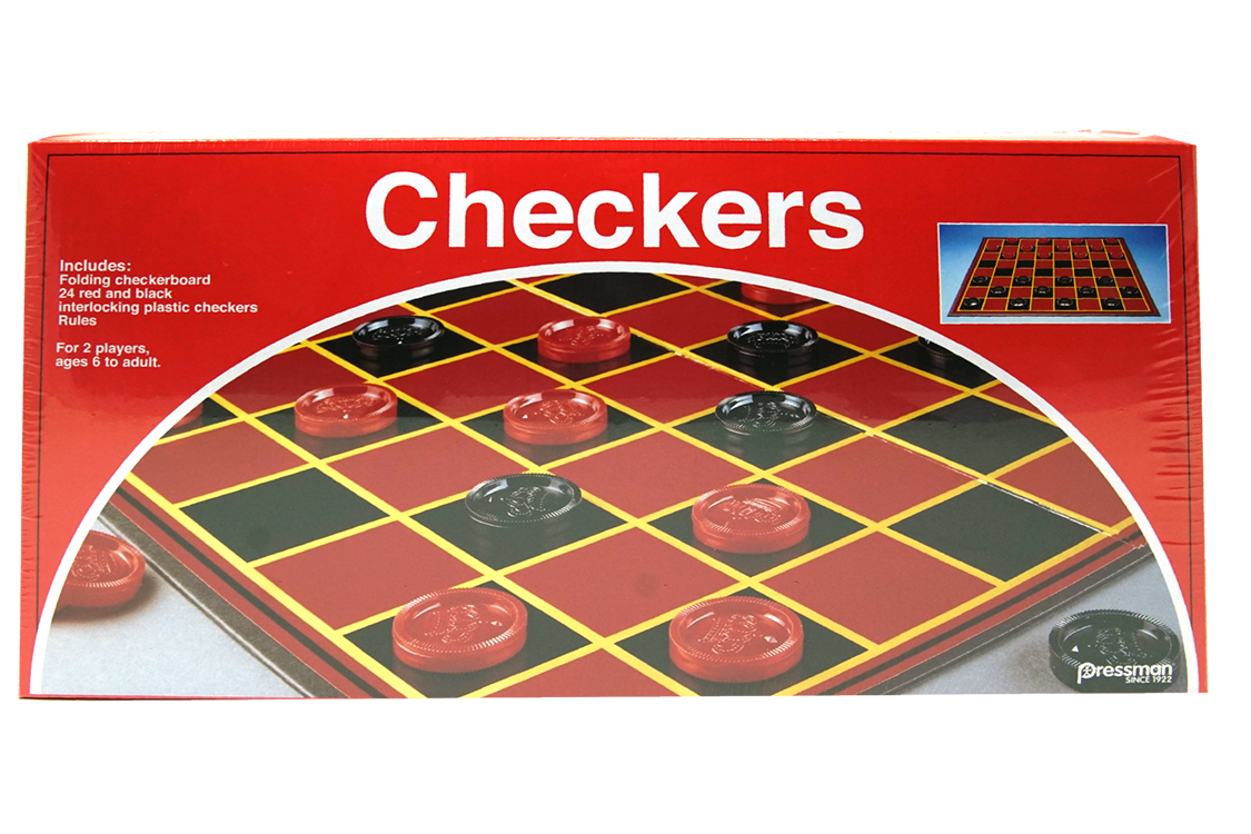 Juego de Mesa Checkers