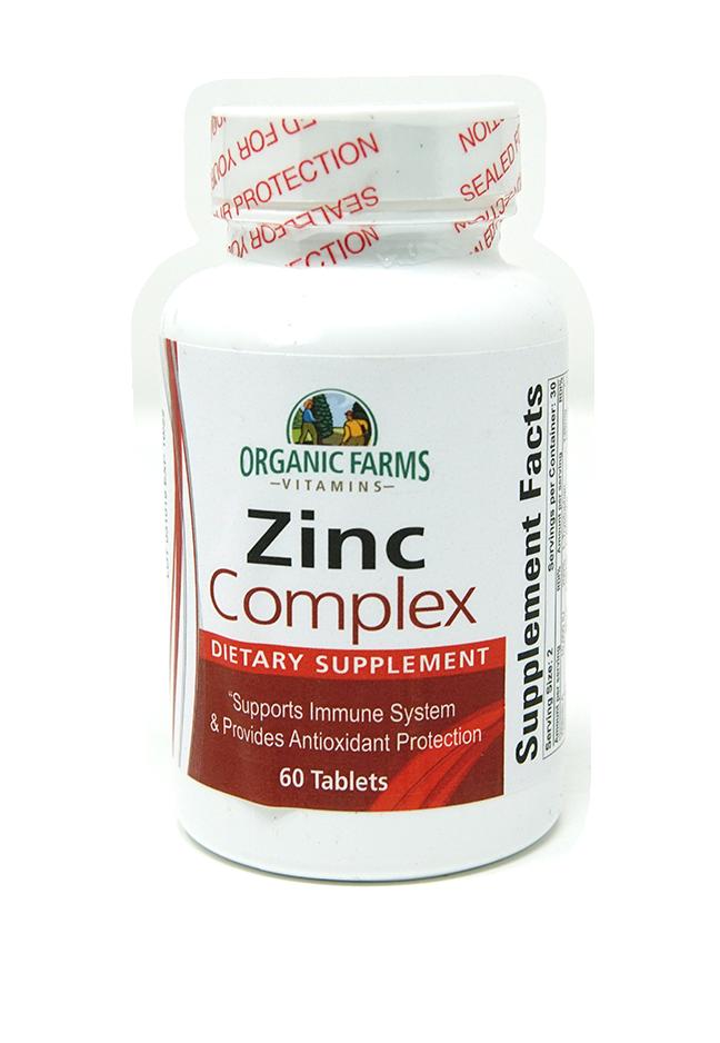 Vitamina Zinc Complex