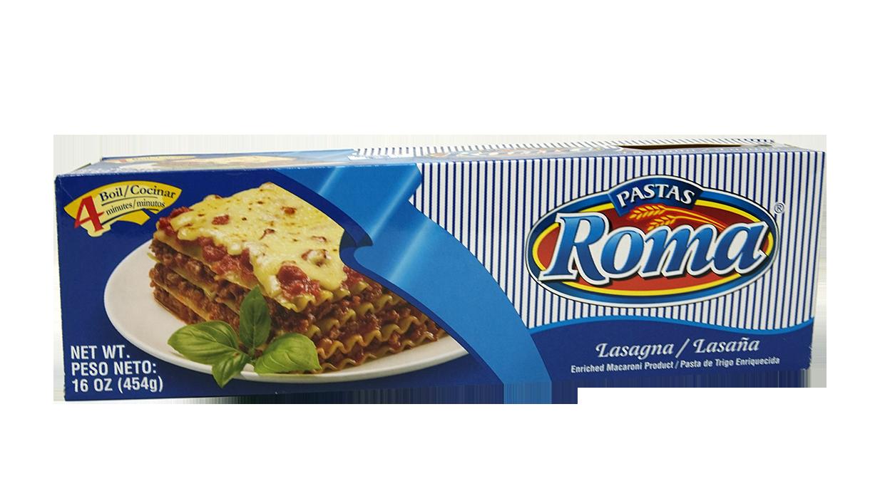 Pasta Roma Lasagna
