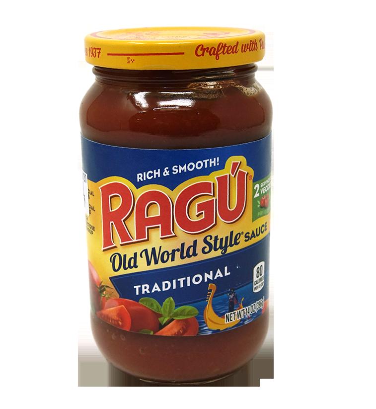 Salsa Ragú Tradicional