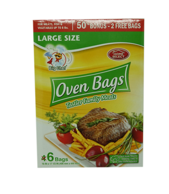 Bolsas Para Hornear - Oven Bags