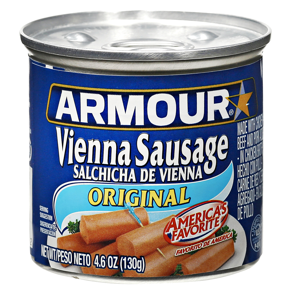 Salchichas Vienna Sausage
