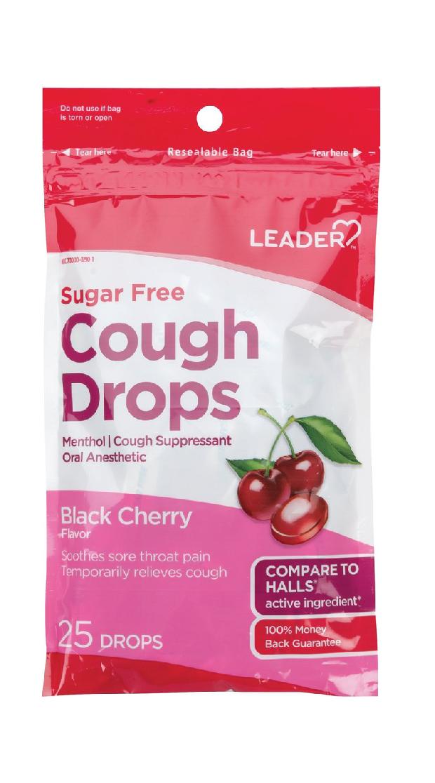 Pastillas para la Tos Sugar Free Cough Drops