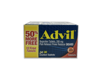 Advil 200mg