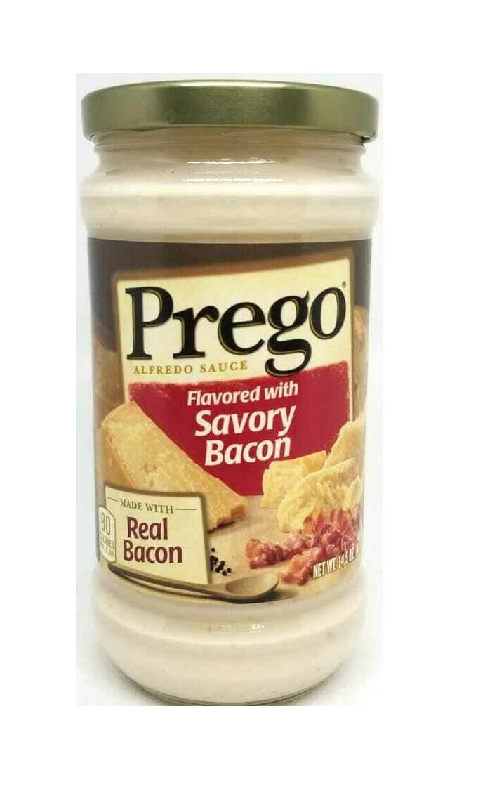 Salsa Blanca con sabor a Bacon