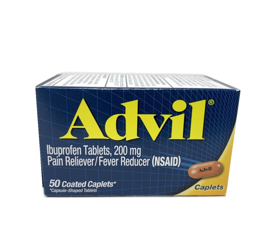 Advil Ibuprofen 200mg