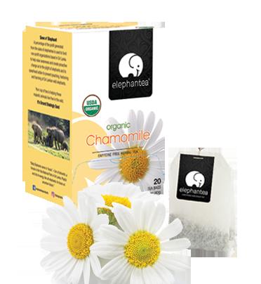 Chamomile Tea - Te de Manzanilla