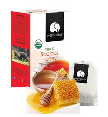 Te Rooibos Honey