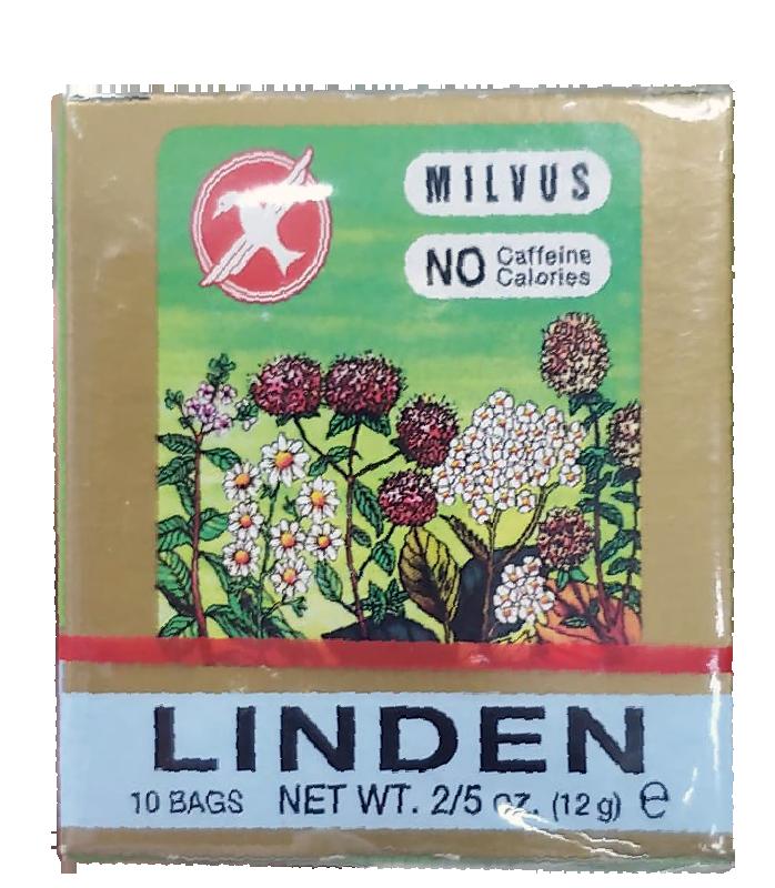 Te Milvus Linden - Te de Tilo