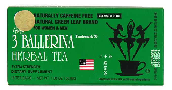 3 Ballerina Tea - Te 3 Bailarinas