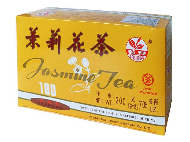 Jasmine Tea - Te Jazmín