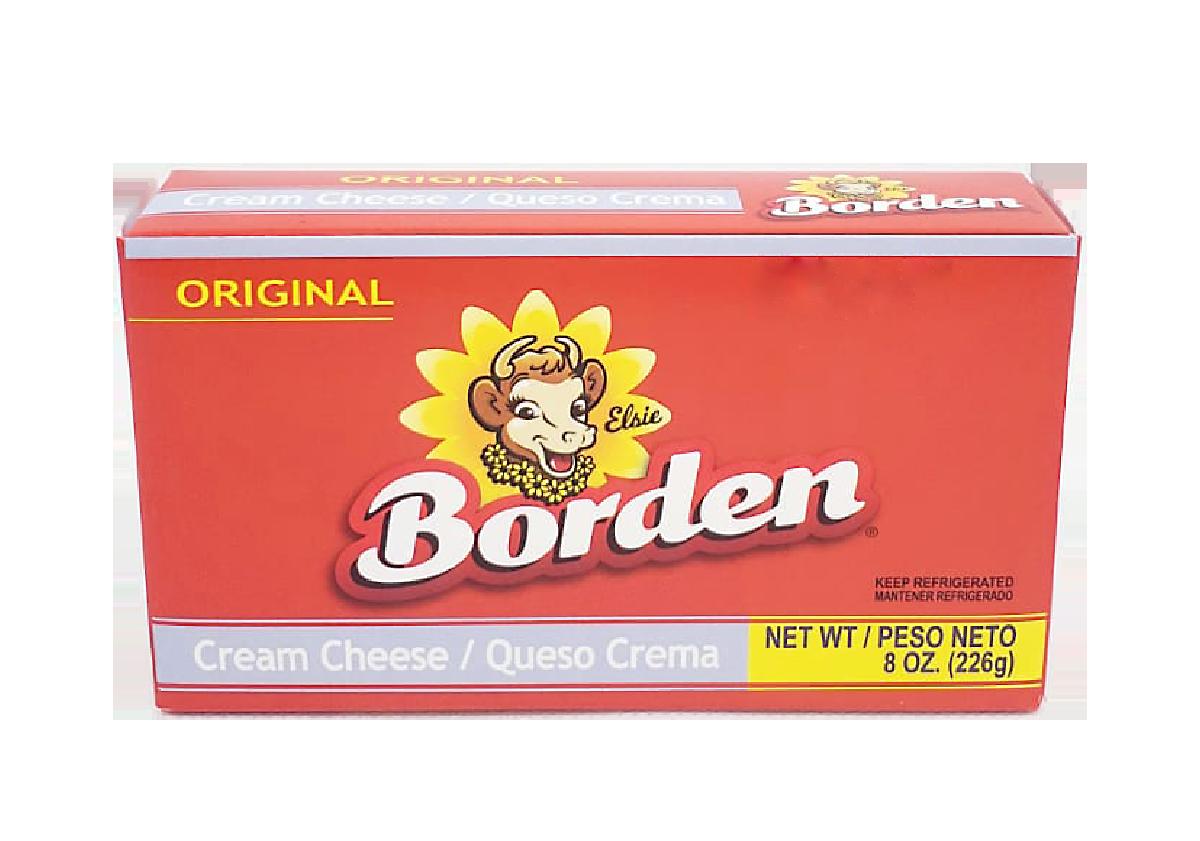 Queso Crema Borden