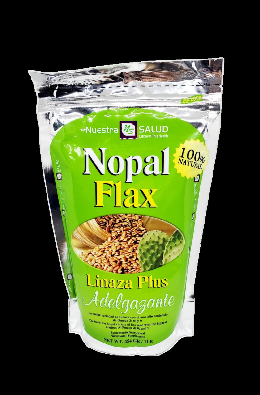 Linaza Nopal Flax Plus