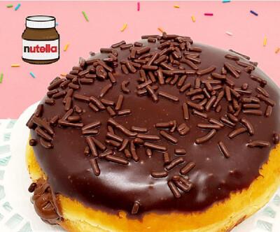Dona Rellena de Nutella