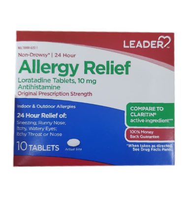 Leader - Allergy Relief