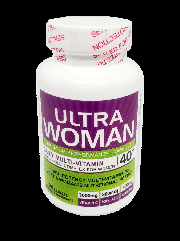 Ultra Woman Multi Vitaminas