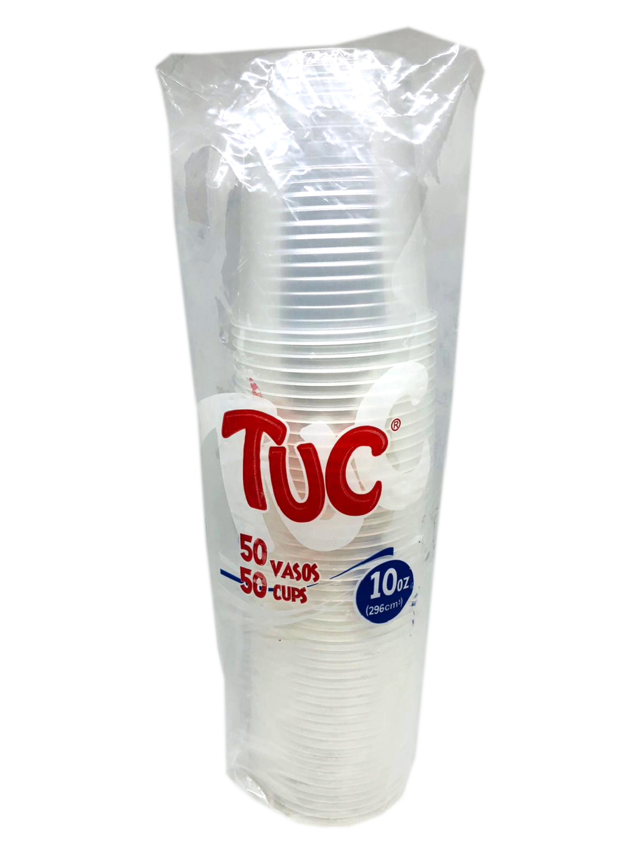 Vasos 10 Oz Desechables - TUC