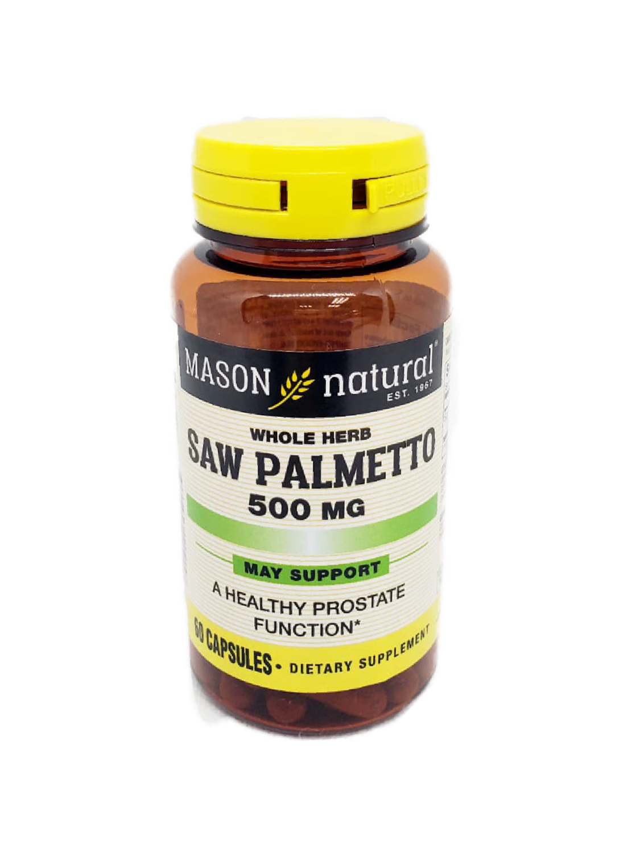 Suplemento Saw Palmetto