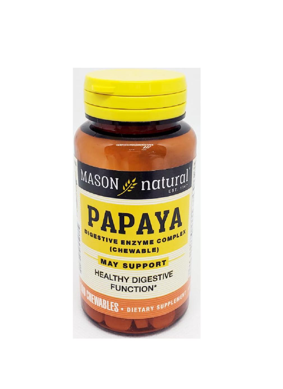 Suplemento Papaya
