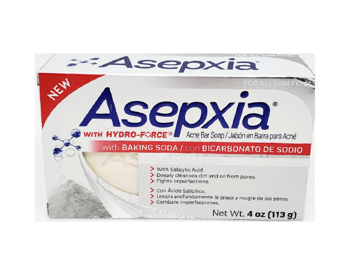 Asepxia con bicarbonato de sodio