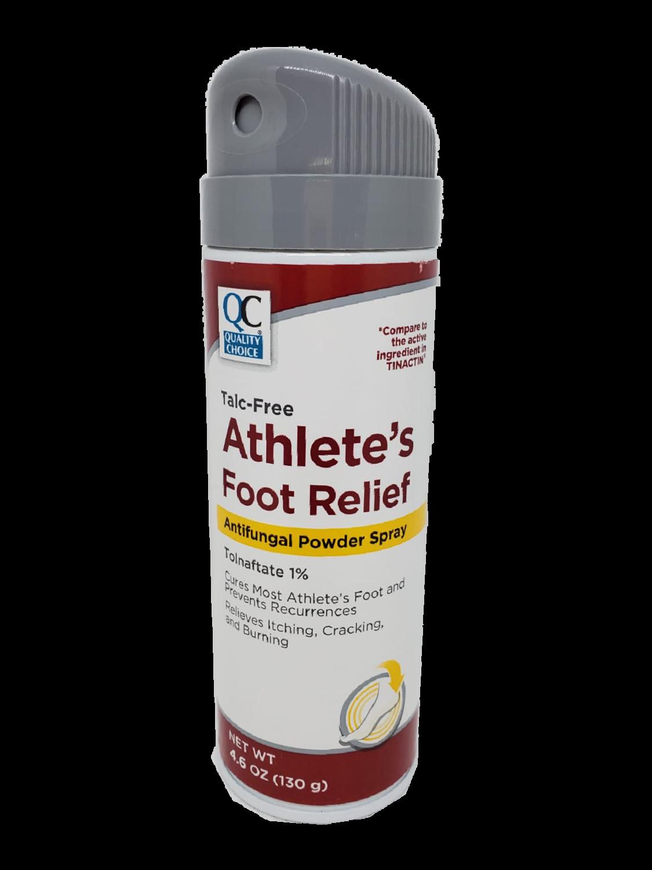 QC Athlete's Foot Relief