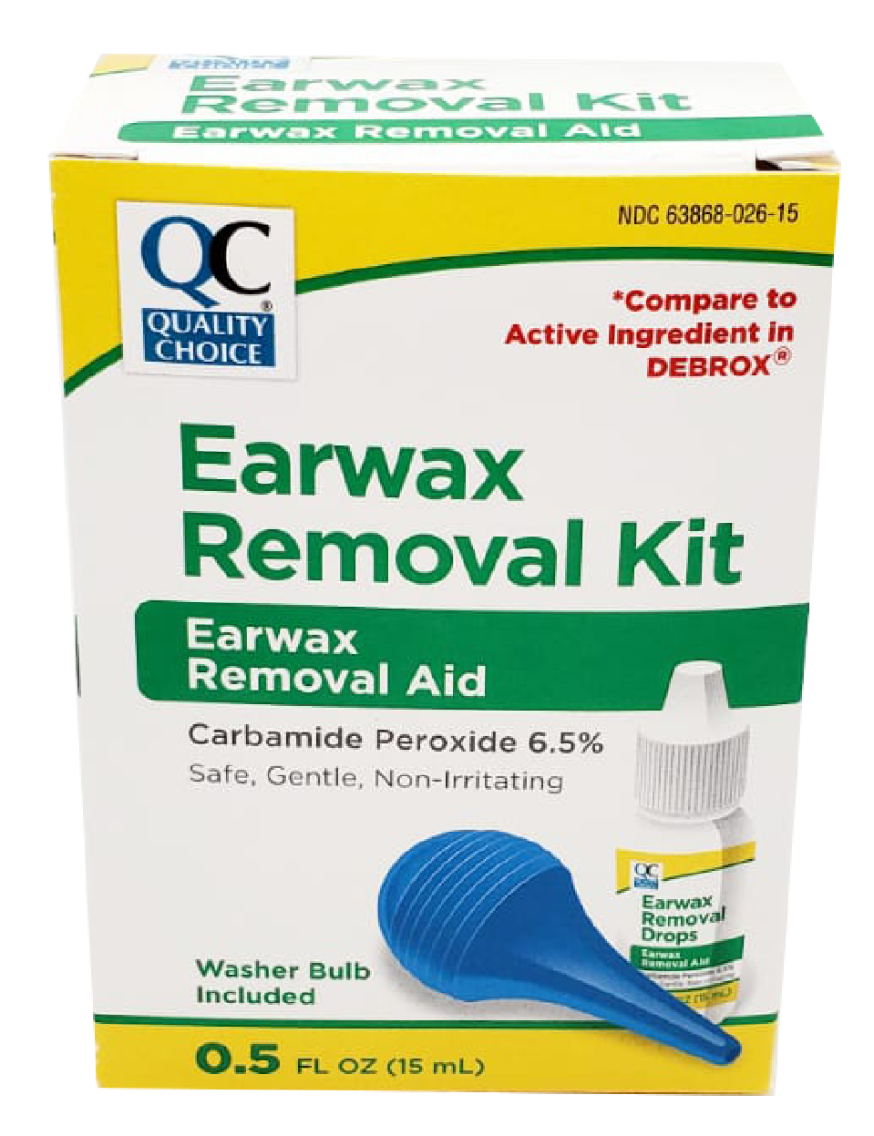 QC Ear Wax Remover Kit