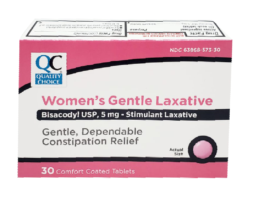 QC Women's Gentle Laxative