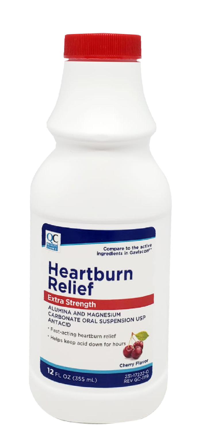 QC HEARTBURN RELIEF