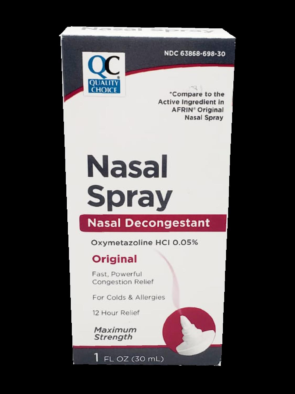 QC Nasal Spray