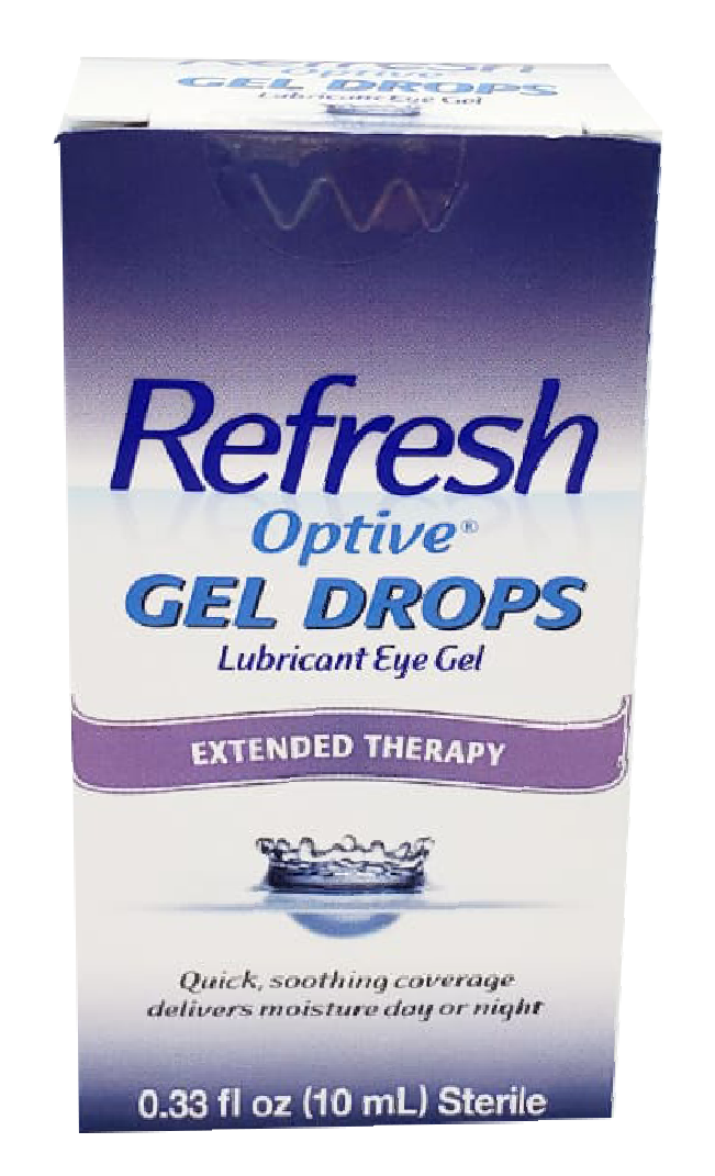 Refresh Optive Gel Drops
