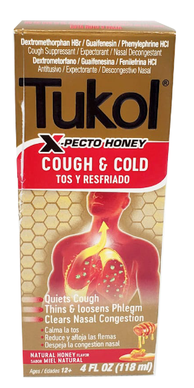 Tukol Cough & Cold