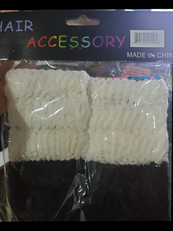 Hair Accessory - Donitas para pelo