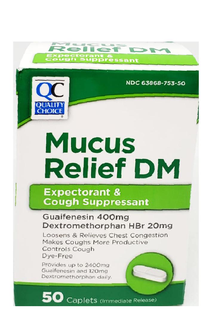 QC Mucus Relief DM