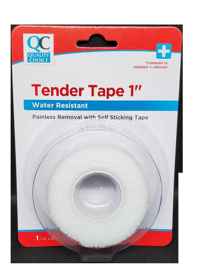 """QC Tender tape 1"""""""