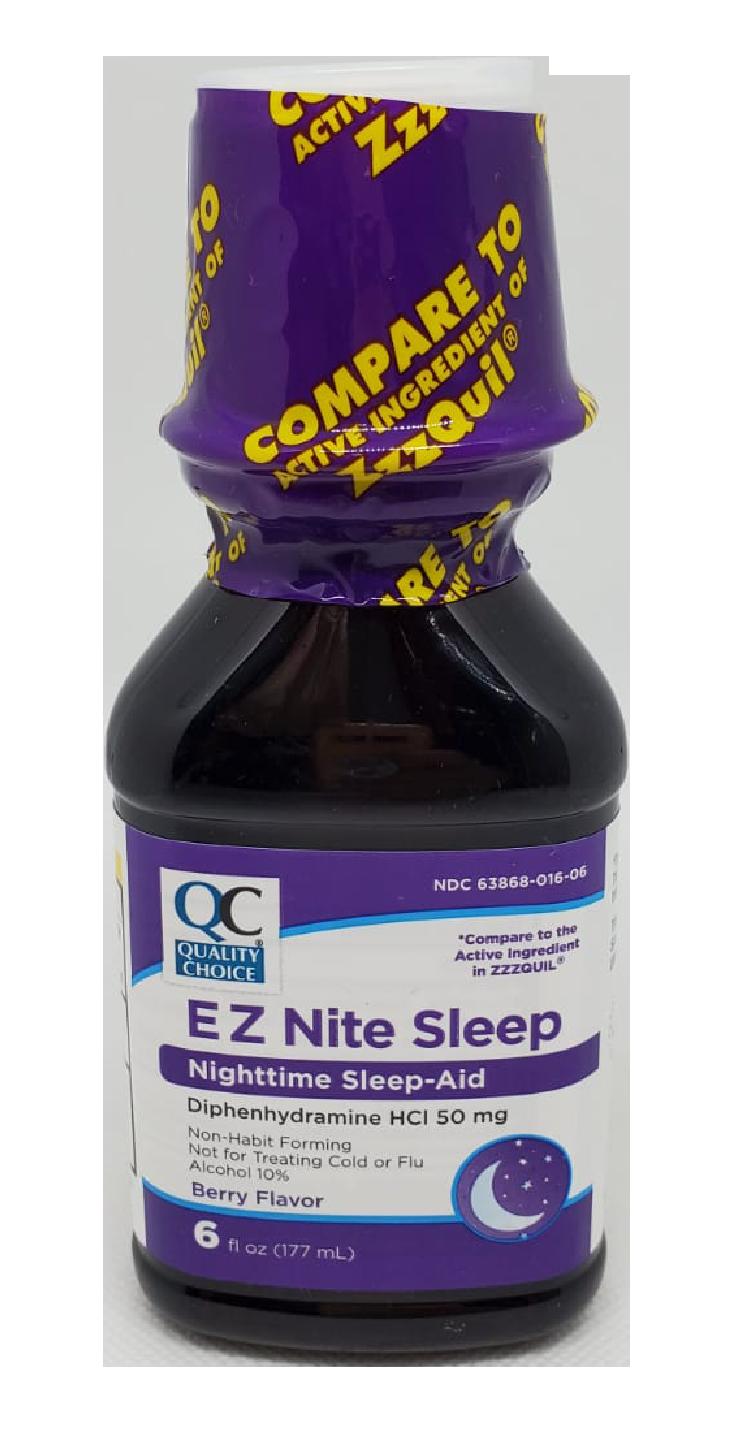 QC EZ Nite Sleep