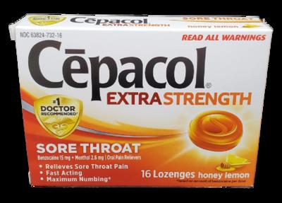 Cepacol Extra Strength
