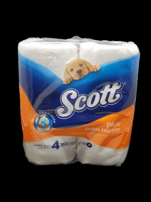 Scott Plus Doble Higiene