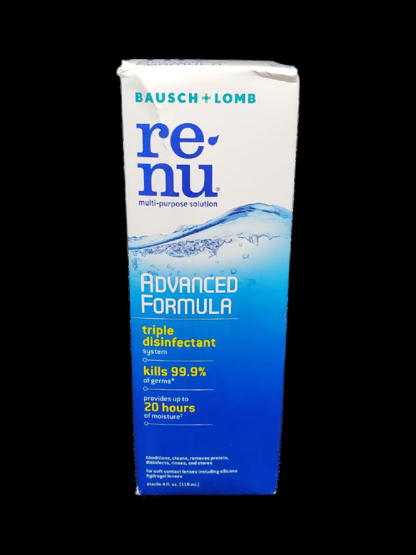 Renu Advanced Formula