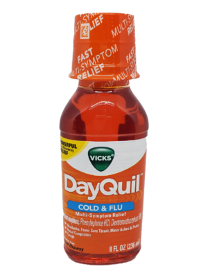 DayQuil Cold & Flu