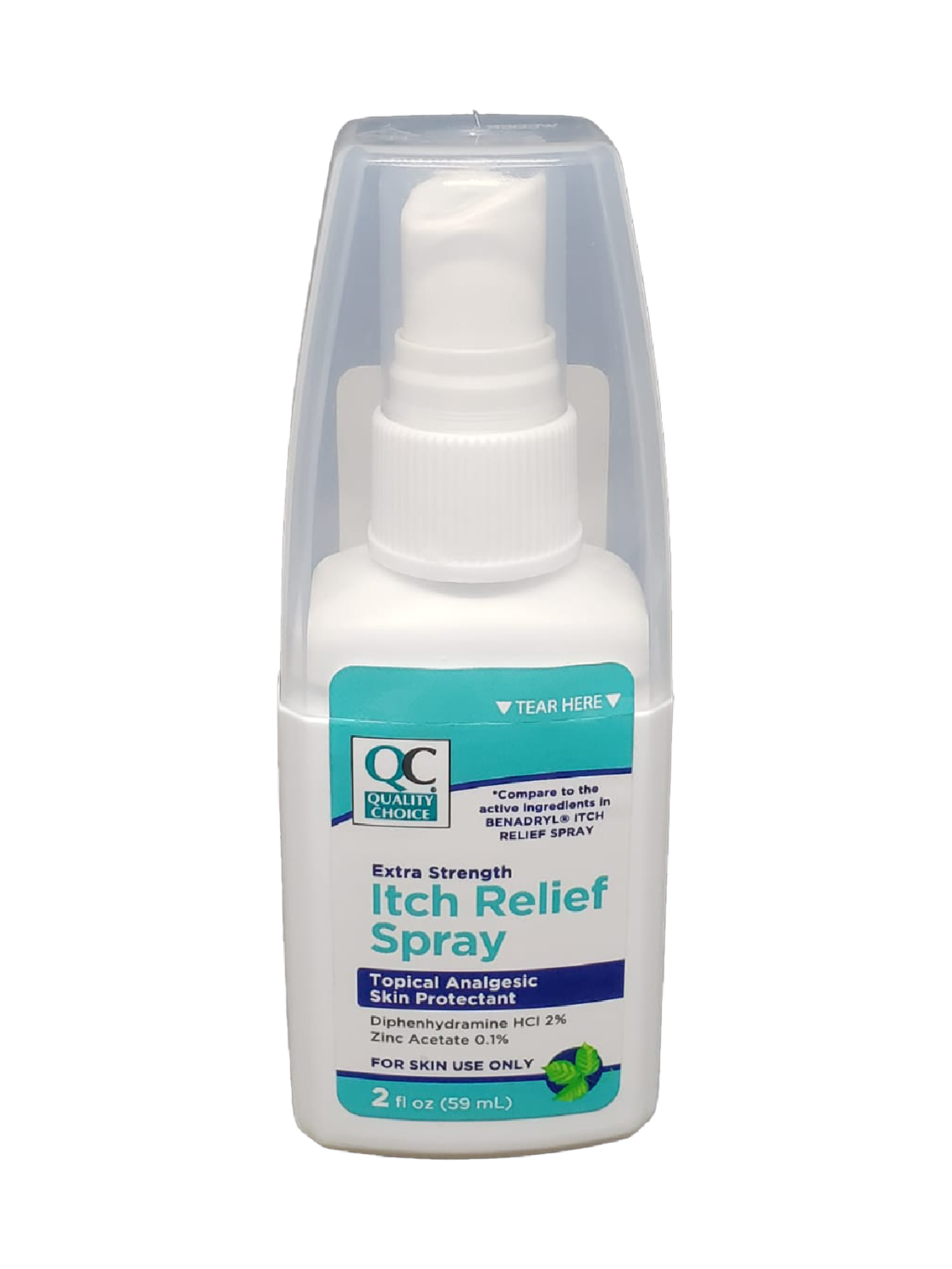 QC Itch Relief Spray