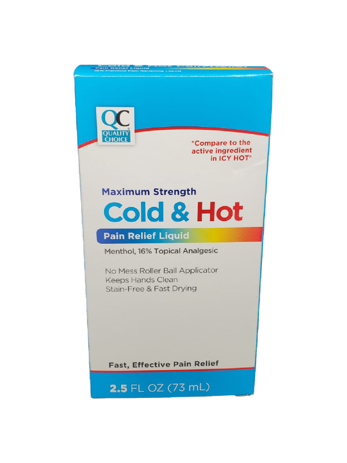 QC Cold & Hot Pain Relief