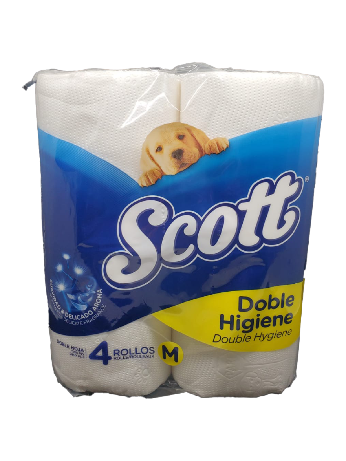 Scott Doble Higiene