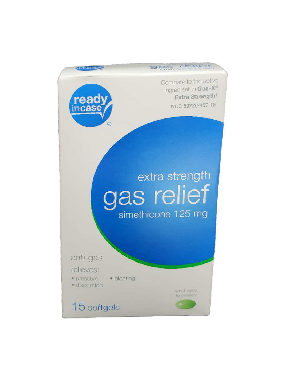 Gas Relief Extra Strength
