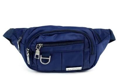 Fanny Pack Azul Marino
