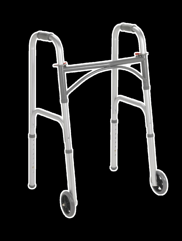 Andador con ruedas