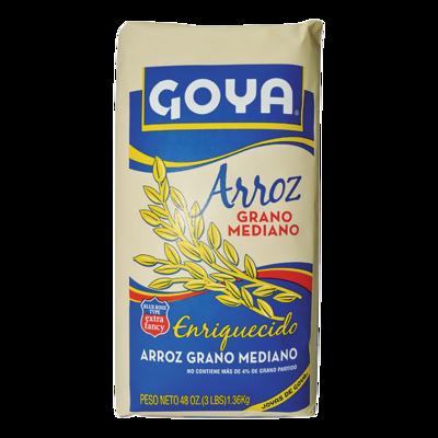 Arroz Goya Grano Mediano