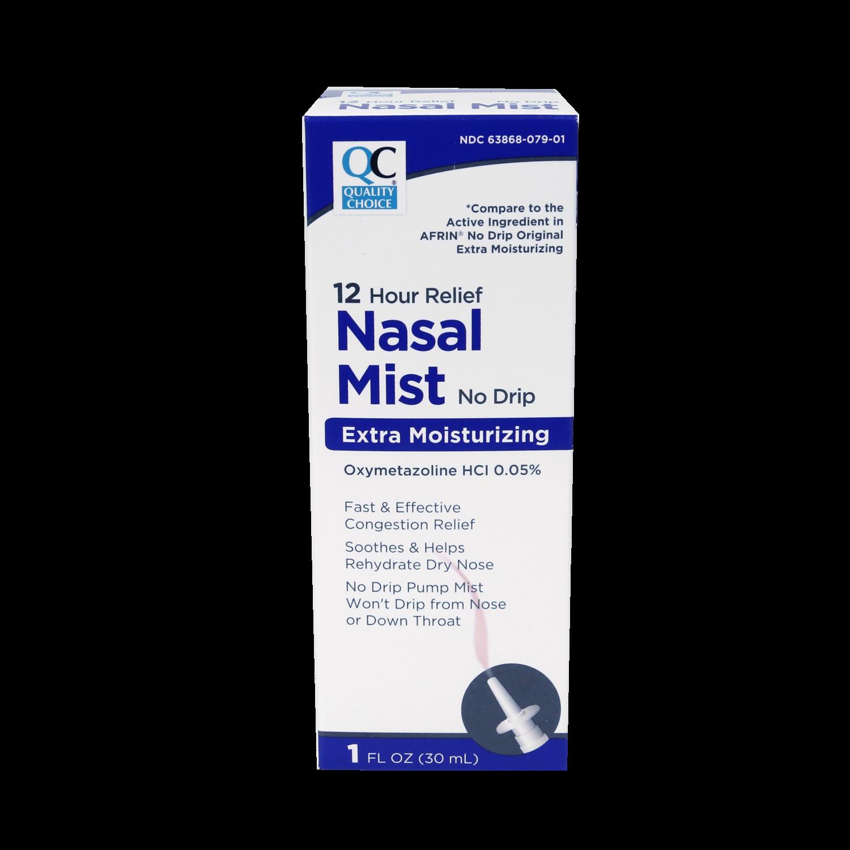 QC 12 HR Nasal Mist