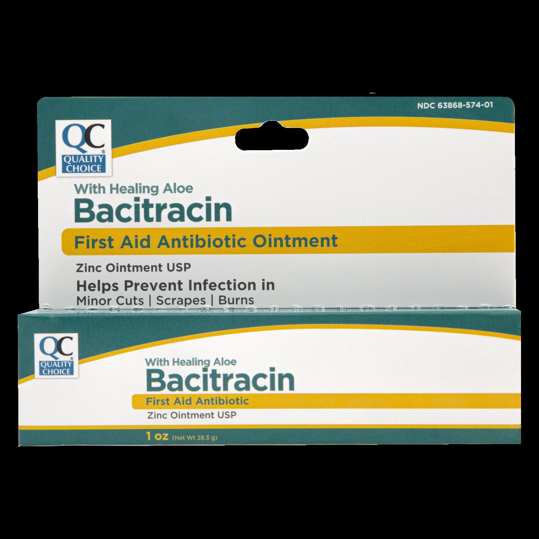 QC Bacitracin Ointment