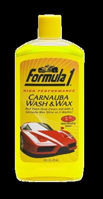 Formula 1 Car Wash & Wax